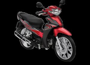 Balde 110cc – Phiên Bản Tiêu Chuẩn – Đỏ Đen