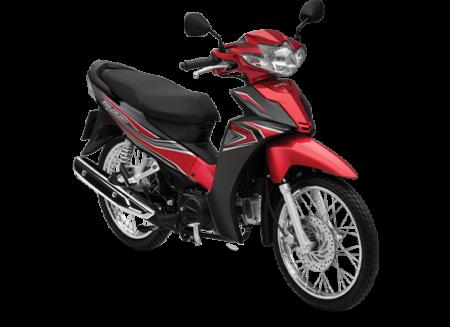 Blade 110cc – Phiên Bản Thể Thao – Trắng