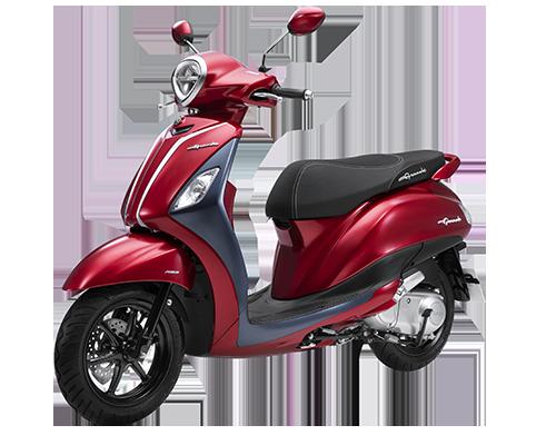 Grande Hybird phiên bản tiêu chuẩn – Đỏ Đen