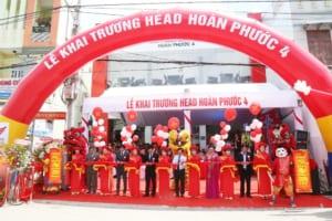 Khai Trương Honda Hoàn Phước 4