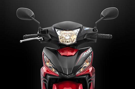 Honda Việt Nam giới thiệu Wave RSX FI 110 phiên bản mới Rực sức trẻ, xứng đam mê