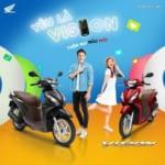 Honda Việt Nam giới thiệu Honda VISION phiên bản mới