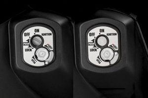 Blade 110cc - Ổ khóa đa năng 3 trong 1