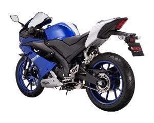 R15 - Động cơ có hiệu suất cao với công nghệ van biến thiên VVA
