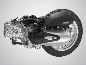 SH Mode - Động cơ eSP+ 4 van thông minh thế hệ mới