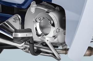 Super Cub - Động cơ nâng cấp bền bỉ