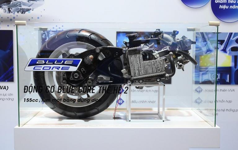 Động cơ BlueCore thế hệ mới có mức tiêu thụ nhiên liệu ít hơn 50% so với thế hệ động cơ trước đây