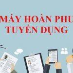 THÔNG TIN TUYỂN DỤNG tháng 9/2020