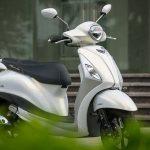 Yamaha Grande Hybird – Xe tay ga sang chảnh, tiết kiệm xăng nhất Việt Nam
