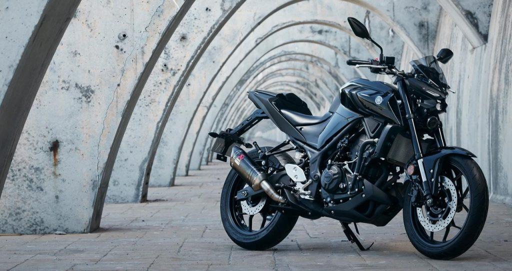 """Với khối động cơ mạnh mẽ, Yamaha MT-03 là """"người bạn"""" đồng hành lý tưởng trên mọi hành trình"""