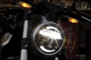 CB300R-Hệ thống đèn chiếu sáng