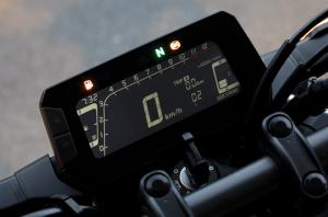 CB300R-Màn hình hiển thị