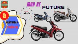 Khuyến mãi xe Future