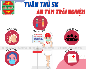 TUÂN THỦ 5K